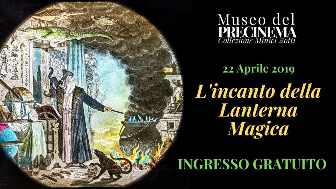 Mostre & Eventi - Museo del Precinema